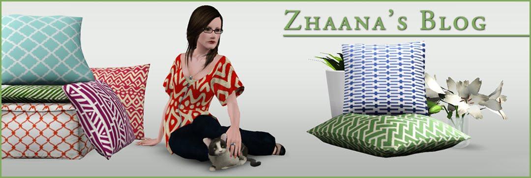 Zhaana's Blog