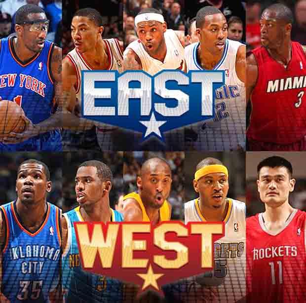 STAR WEEKEND ( EAST VS. WEST