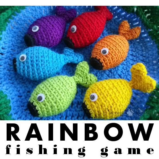 Huckleberry Love: 12 FREE Rainbow Crochet Patterns