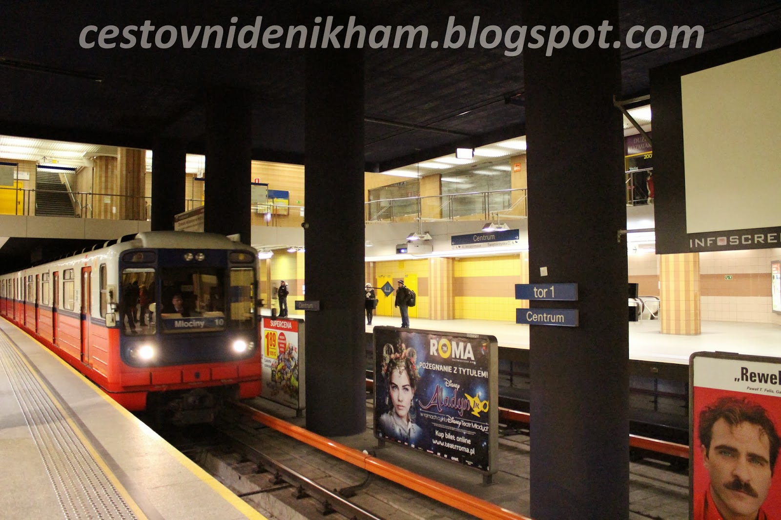 Polské metro