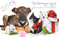 Imágenes para Navidad y Año Nuevo 2013 (Mascotas)