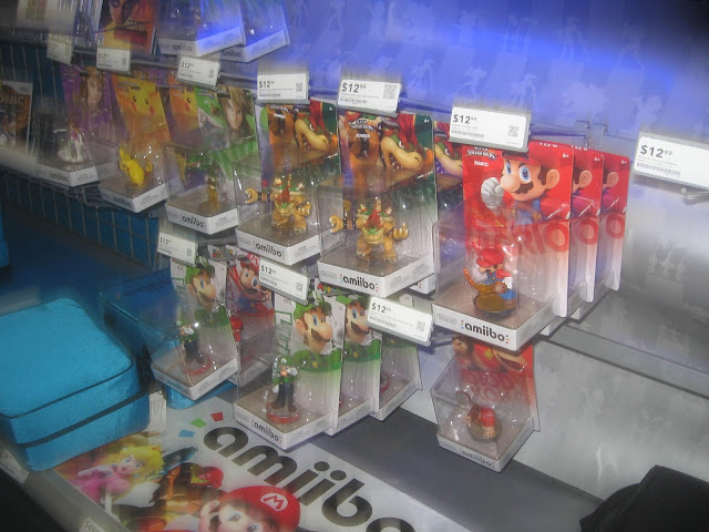 Best Buy amiibo E3 2015 Diddy Kong