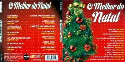 O Melhor do Natal CD 2014
