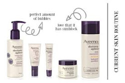 A fabulous skincare line from Aveeno