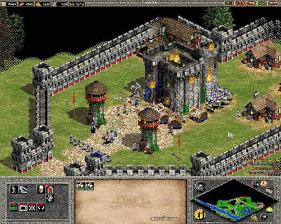 Age Of Empires 2 PC Game Play