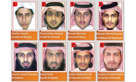 16 osób podejrzanych o terroryzm