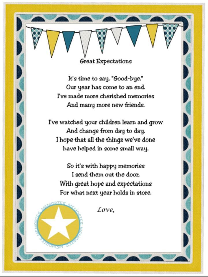 Thank You Teacher Poems
