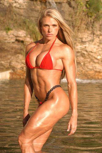 Female Fitness and Bodybuilding Beauties: April 2010
