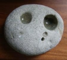 kamen joče │ ne človek │ jaz