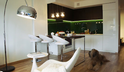moderno apartamento polonia