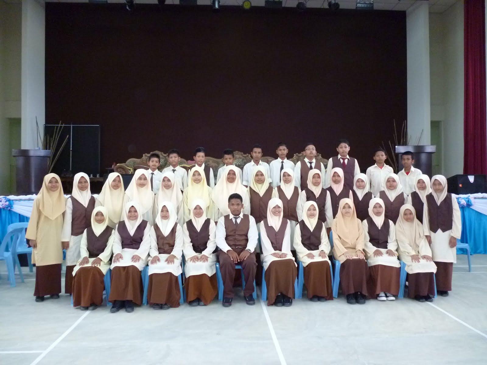 Sekolah Menengah Negeri Terengganu Kronis R