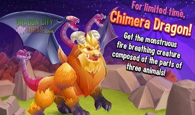 Dragão Quimera