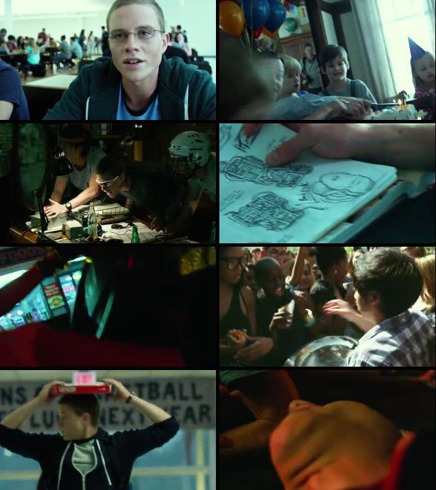 Project Almanac 2015 Hindi Dubbed BRRip 480p