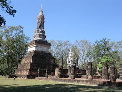 parque historico sukhothai