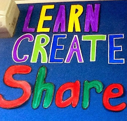 Learn, Create, Share