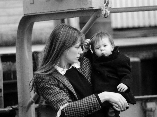 Jane Birkin and Serge Gainsbourg's Family Album