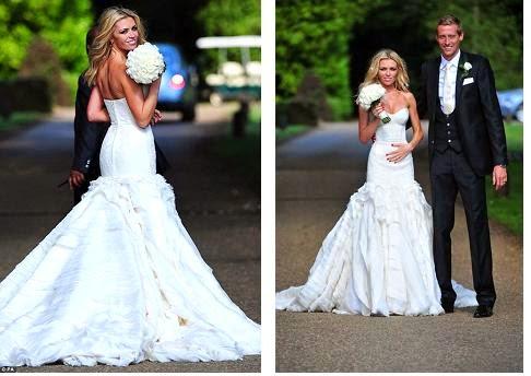 Celebrity Wedding Dresses Including Kate Middletons Dress