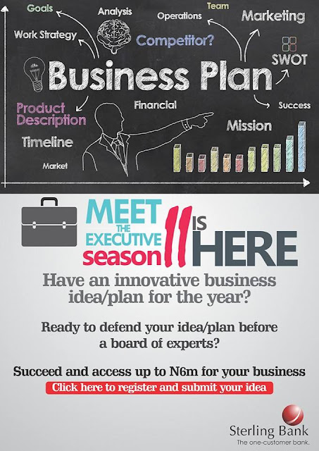 submit your business plan