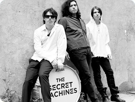 Musica recomendada, The secret machines
