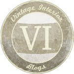 Jeg er medlem av Vintage Interior Blogs