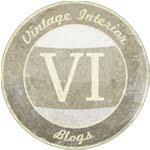 Jeg er medlem av Vintage Interior Blogs