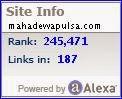 cara memasang widged alexa rank 2015