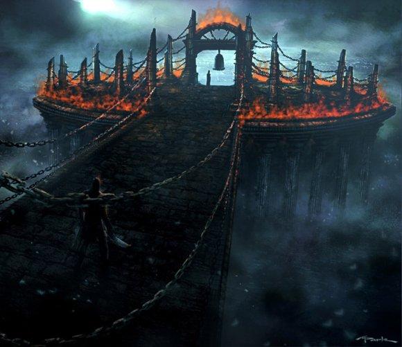 andy park ilustração arte conceitual games filmes vingadores god of war