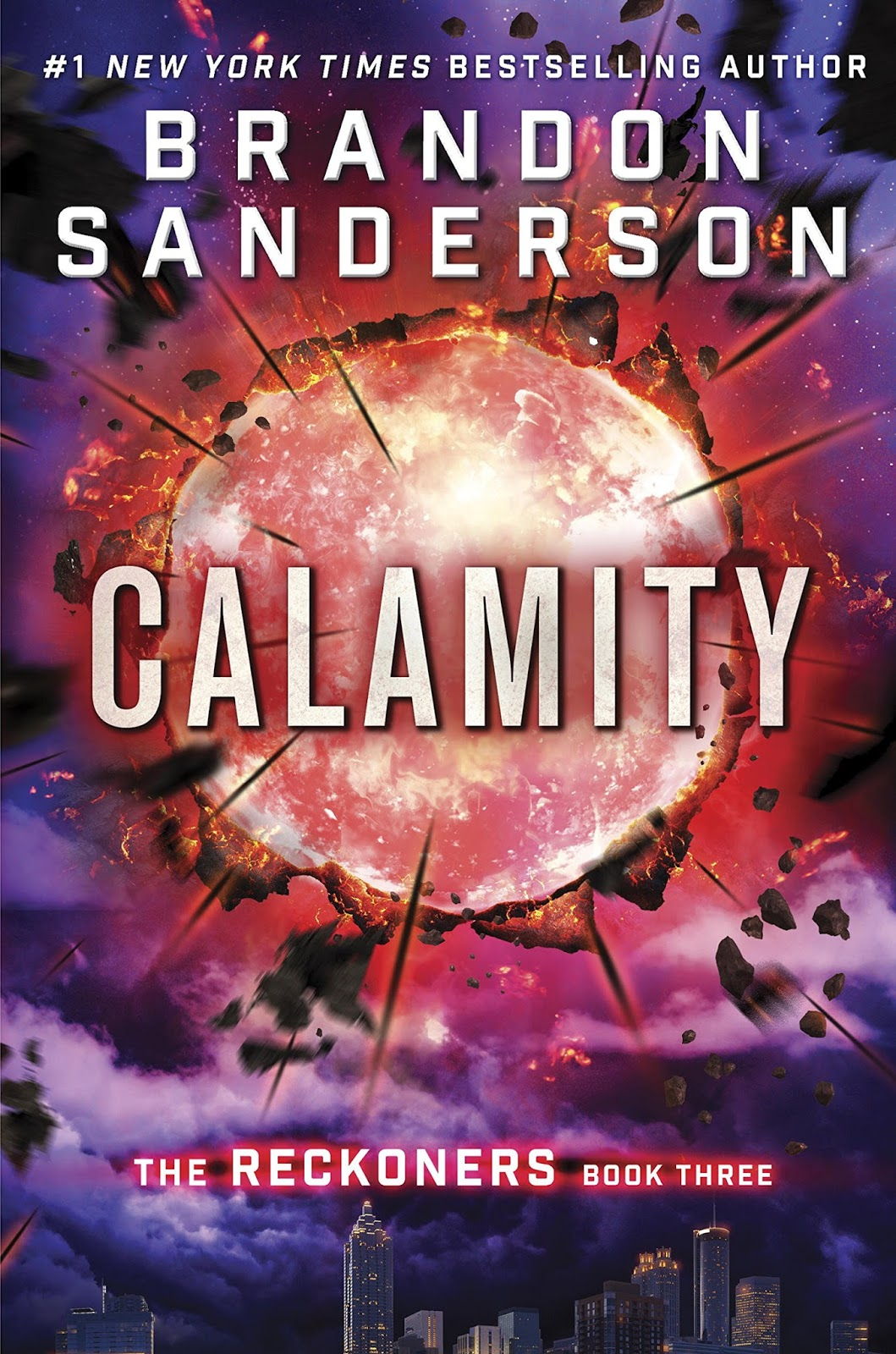 Calamity (The Reckoners) by Brandon Sanderson