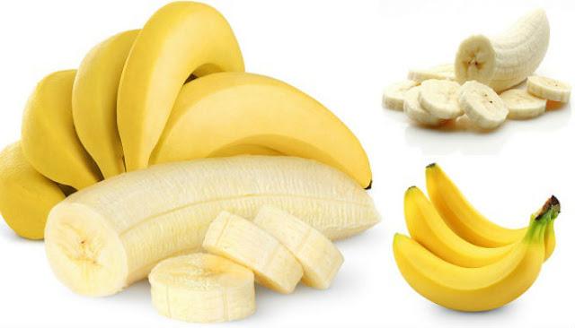 Manfaat dan khasiat buah pisang bagi kesehatan serta kecantikan