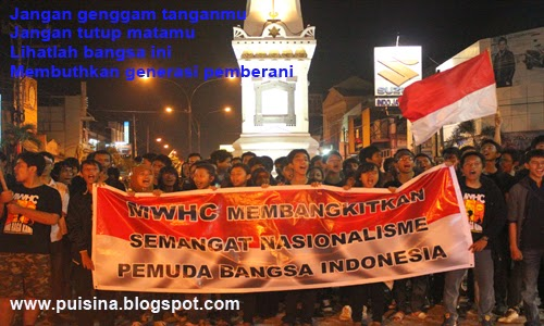 Puisi Kenangan Kebangkitan Nasional Indonesia