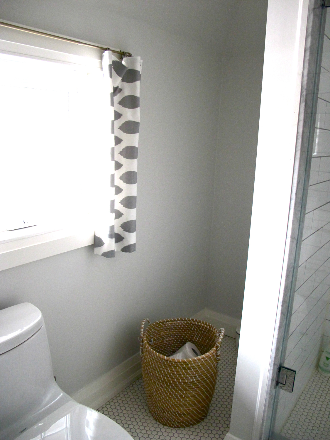 Paper Parade Co Bathroom Nook