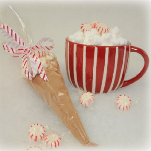 Hot Cocoa Cones!
