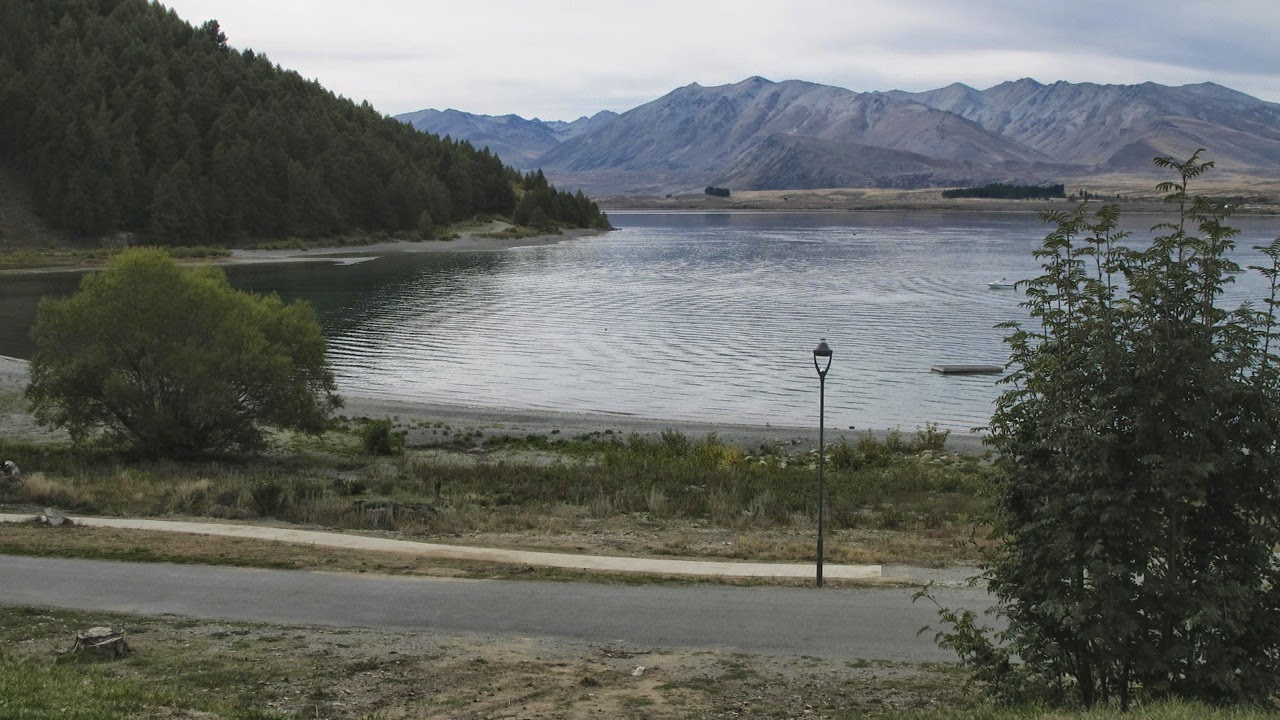 Dizzy 39 S Folding Bike Tekapo And Lake Ohau: lake tekapo motor camp