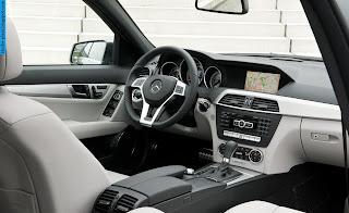 Mercedes c180 interior - صور مرسيدس c180 من الداخل