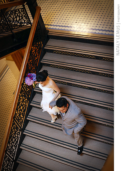 Santa Ana Court Wedding Photographer