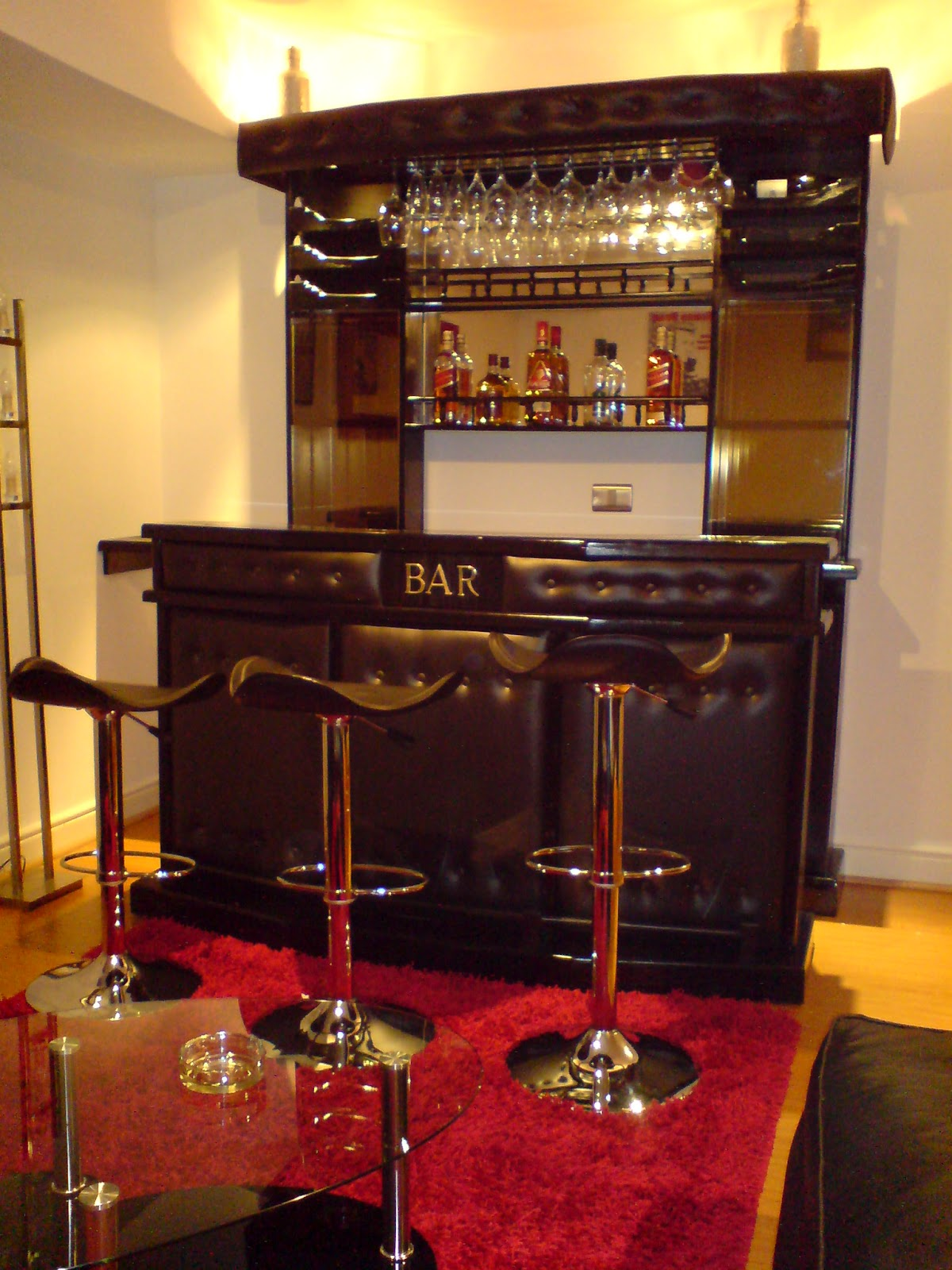 Muebles j m valdivia bar frontal for Mueble bar esquinero