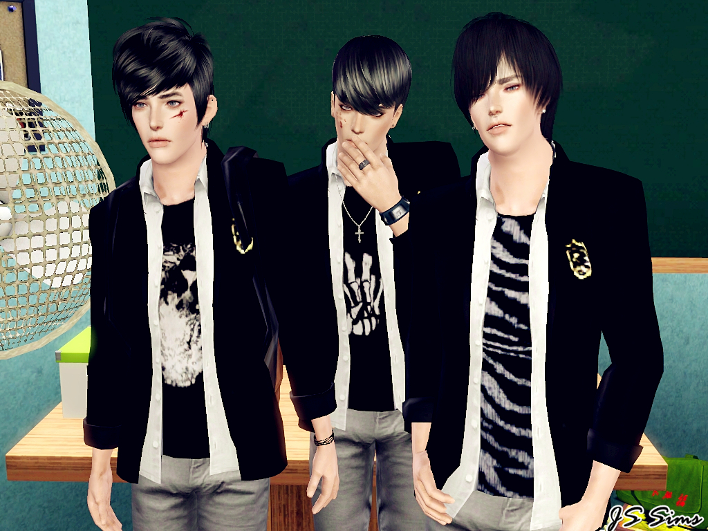 Sims 3 Males