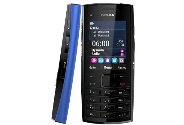 Nokia X2 02 Seputar Dunia Ponsel Dan HP