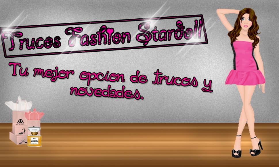 Trucos Fashion Stardoll