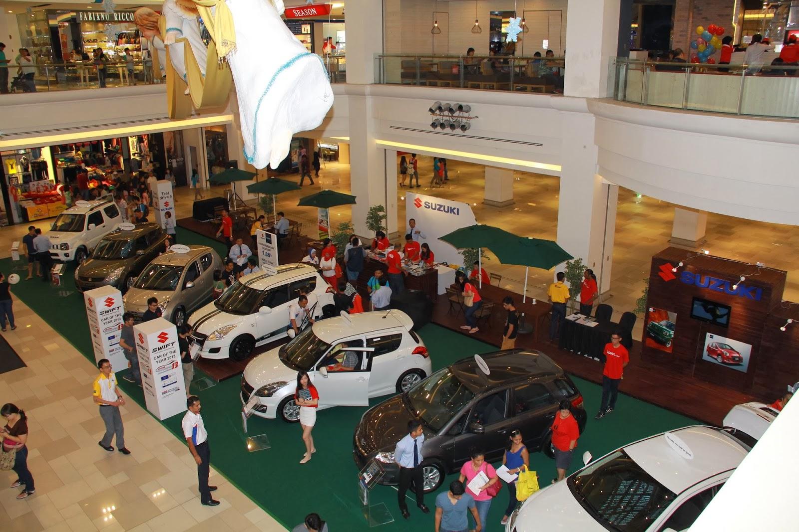 Motorsports Event Suzuki Mega Roadshow 2014 – Extension