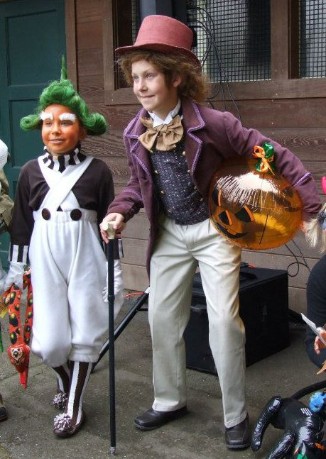 Costume Ideas For Willy Wonka Willy Wonka Kids Costume