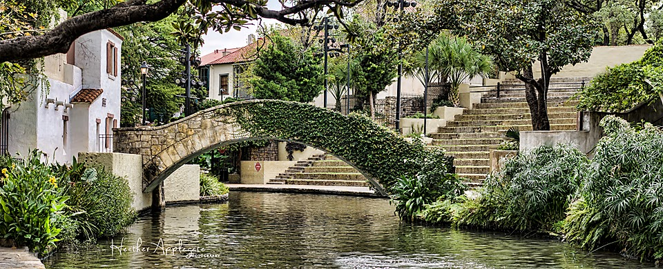 San Antonio Riverwalk by Heather Applegate