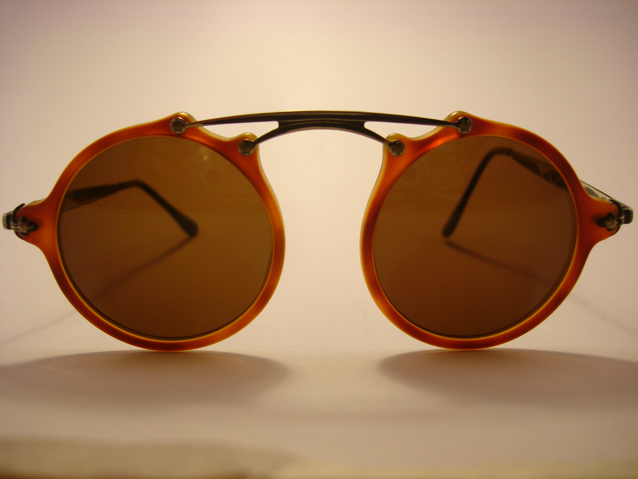 Italian Glasses Frame Company : theothersideofthepillow: vintage BEST COMPANY round ...