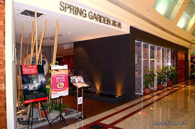 Spring Garden Suria KLCC