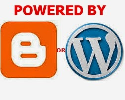How to easily detect whether a blog is built on Blogger or wordpress platform