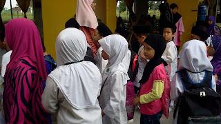 Taklimat Minggu Ukhuwah dan Pengesahan Borang Profail Murid Tahun 1 Sesi 2013 SA Nusa Perintis