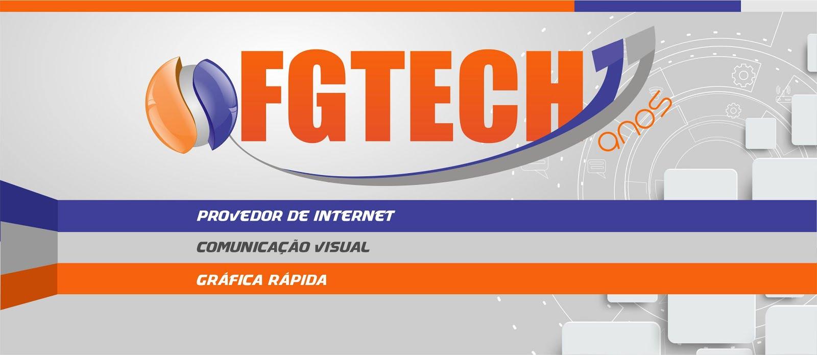 Os Novos Planos de Internet da FGTECH chegaram! Confira