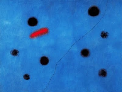 Blau I (Joan Miró)