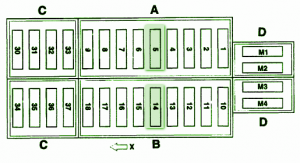 c230 fuse box diagram get free image about wiring diagram