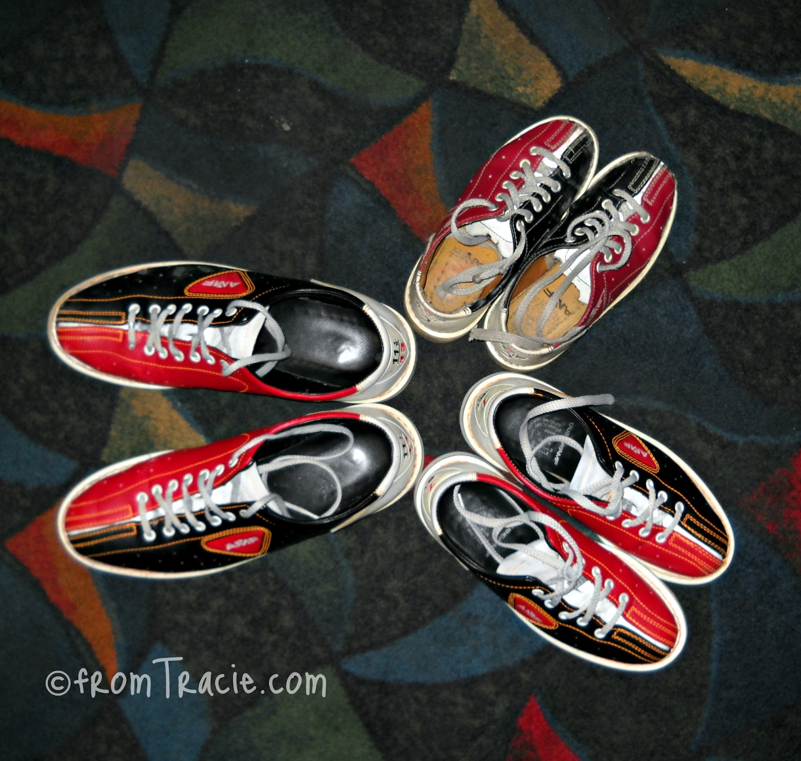 From Tracie: How (NOT) To Bowl